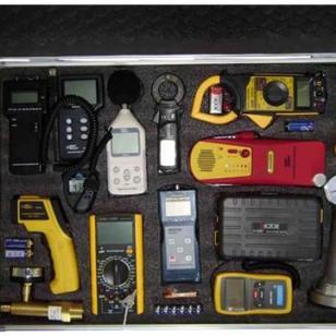 消防检测仪器套装图片