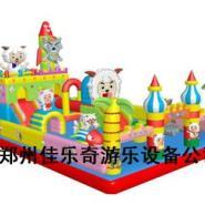 佳乐奇游乐设备大型充气玩具生产图片