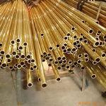 枣庄黄铜管图片