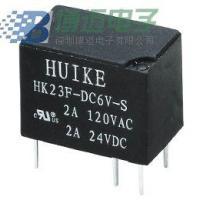 汇科继电器HK23F3V