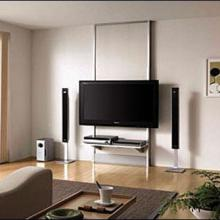 上海云阳液晶挂架液晶壁架/上门安装37-63电视挂架吊架移动架图片