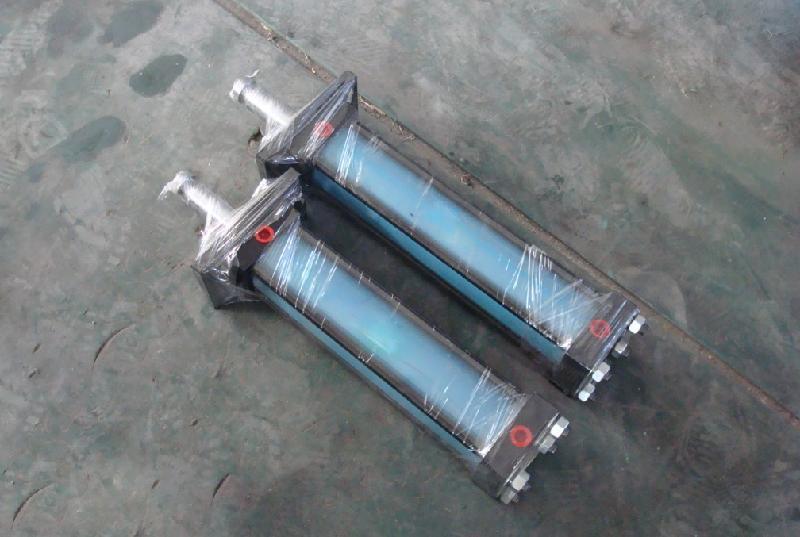 供应hob液压油缸,拉杆油缸图片