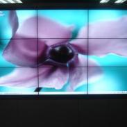 安防监控显示设备液晶拼接大屏幕图片