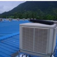 东莞科瑞莱冷风机安装