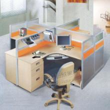 云欣供应时尚屏风办公台,订做办公屏风图片