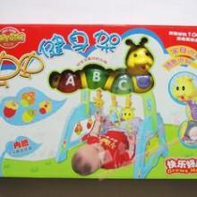 供应五星玩具37720健身架图片