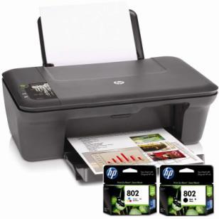 惠普2050喷墨打印机墨盒图片
