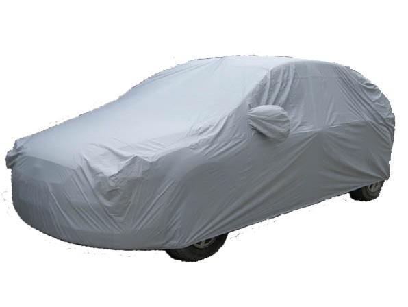 车衣车罩防水防晒防尘防紫外线双面涂银 汽车车衣车罩价格 景高清图片