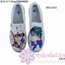 供应南昌最好的手绘鞋厂家涂鸦鞋货源批发