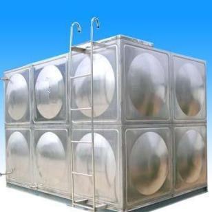 不锈钢水箱环保节能设备图片