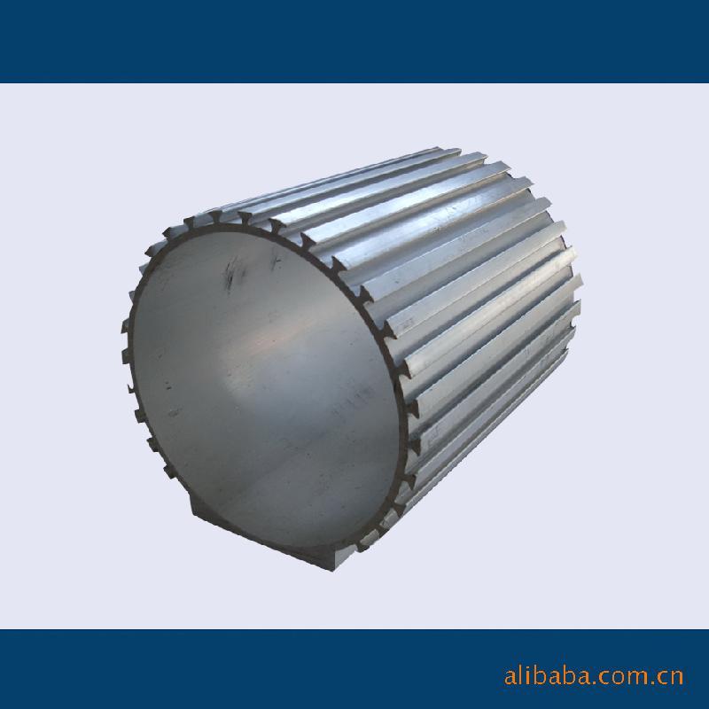 供应观澜铝制品铝合金型材板材散热器厂