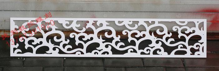 供应J06雕花板/PVC镂空板/背景墙/吊顶