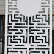 J4C雕花板/镂空板/背景墙隔断屏风图片