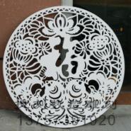 J92婚庆雕花/婚庆道具/PVC镂空板图片