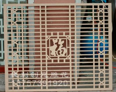 供应J20雕花板/镂空板/背景墙/玄关隔断
