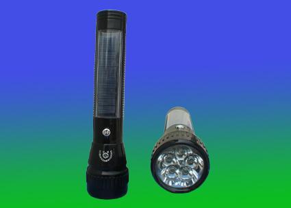 供应太阳能手电筒3