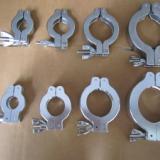 供应KF40不锈钢真空卡箍,KF真空卡箍价格