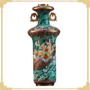 花仙渡北京景泰蓝花瓶商务礼品图片