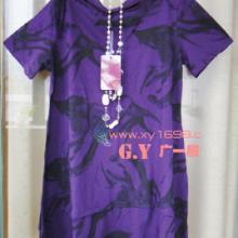 供应遵义夏季便宜的女装批发几块钱的女装纯棉T恤批发几块钱的吊带批发