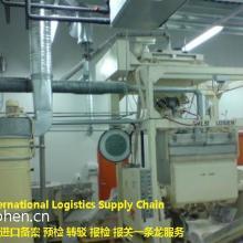 供应上海二手食品机械进口/旧机器进口代理上海二手食品机械旧机器进图片
