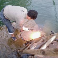 供应水下电焊切割