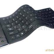 104键硅胶键盘厂家直供图片