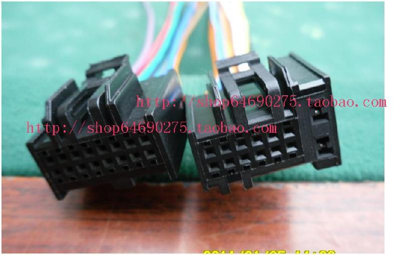 科帕奇汽车音响连接线CD电源线C图片高清图片