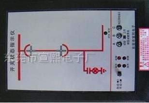 开关柜运行状态集中显示仪图片