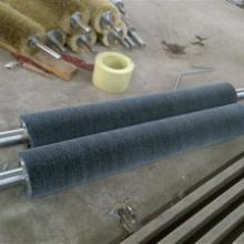 供应山西毛刷辊玻璃清洗弹簧刷山西异型刷制作