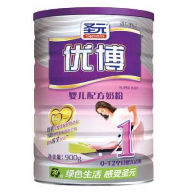 婴儿配方奶粉图片/婴儿配方奶粉样板图 (1)