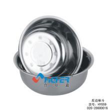 供应HY089反边味斗凉拌盆食物盘不锈钢盆批发