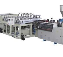 供应国内最优质的PVC木塑板材生产线批发