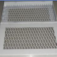 铝网格板厂图片