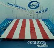 广州防风铝条扣板厂家图片