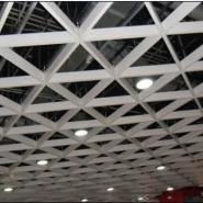 餐厅铝格栅吊顶价格图片