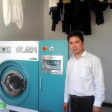 供应四川重庆全封闭全自动干洗机图片