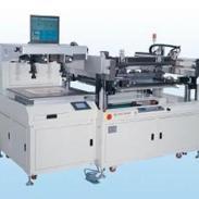 二手丝网印刷机进口图片