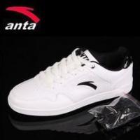 新款anta安踏板鞋男子2010