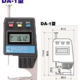 供应DA-1型古里KORI厚度测定器 深圳古里进口厚度计 数显卡规