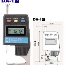 供应DA-1型古里KORI厚度测定器 深圳古里进口厚度计 数显卡规批发