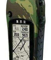 供应美国GARMIN征程500手持GPS迷彩军品设计