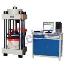 微机控制200T全自压力试验机本试验机主要用于砖石水泥混凝土等建筑材料的抗压强度试验,也可用于其他材料的力学性能试验。图片