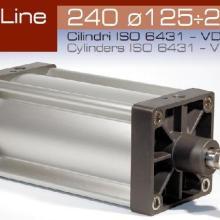 供应耐腐蚀 标准型大气缸 可调缓冲气缸 标准气缸