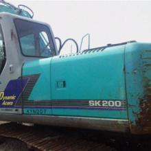 供应二手神钢挖掘机200-8低价处理图片