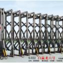 丽水伸缩门图片/丽水电动伸缩门摇控器/佛山赢龙门业-中国知名品牌