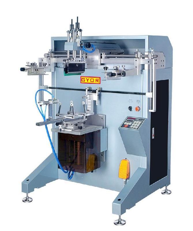 供应曲面丝印机/水桶专用曲面丝印机