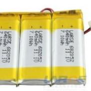 12V聚合物锂电池图片