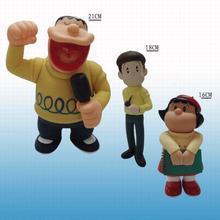 香港包税进口塑胶公仔