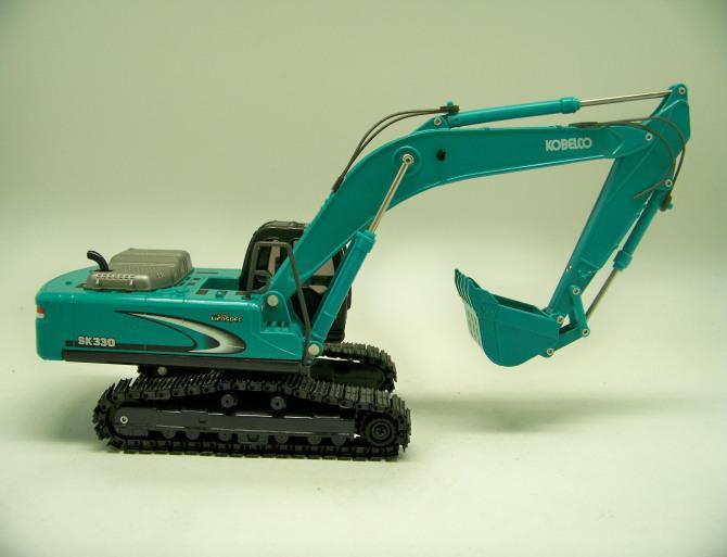 挖掘机模型图片 挖掘机模型样板图 挖掘机模型-广州