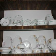 供应优质高白强化瓷餐具系列